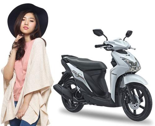 Yamaha Mio S: Sự lựa chọn tuyệt vời dành cho nữ giới - 4