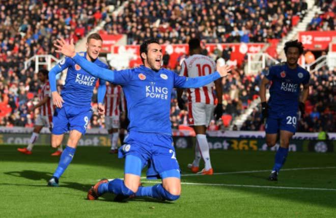 Stoke - Leicester City: Kịch tính leo thang (H1) 1