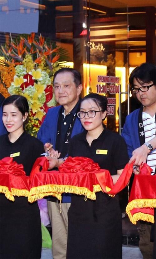 Chuỗi nhà hàng nướng Nhật Bản đặt kế hoạch 50 chi nhánh trong 5 năm tại Việt Nam - 1