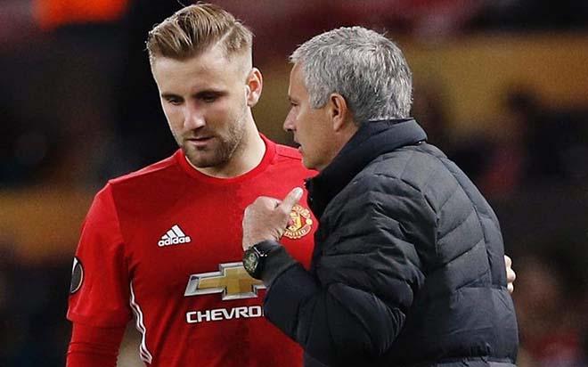 """Chuyển nhượng MU: Mourinho """"cống"""" Shaw đổi SAO 400 tỷ đồng 2"""