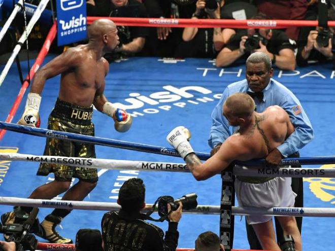 McGregor thách Mayweather tái đấu boxing tỷ đô: Quyền Anh hay MMA cân hết 1