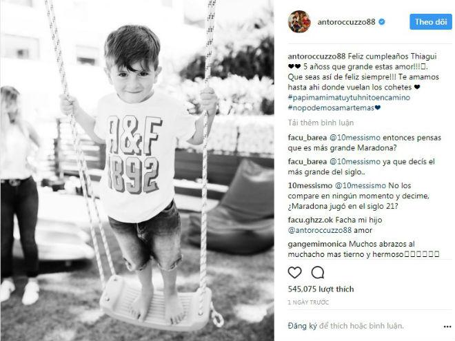 Tin HOT bóng đá trưa 4/11: Vợ Messi xác nhận sắp sinh quý tử 1