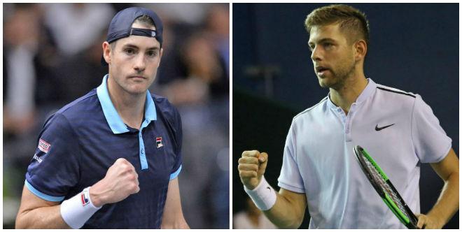 """Trực tiếp tennis Paris Masters ngày 5: Chờ Isner giải mã """"ẩn số"""" 1"""