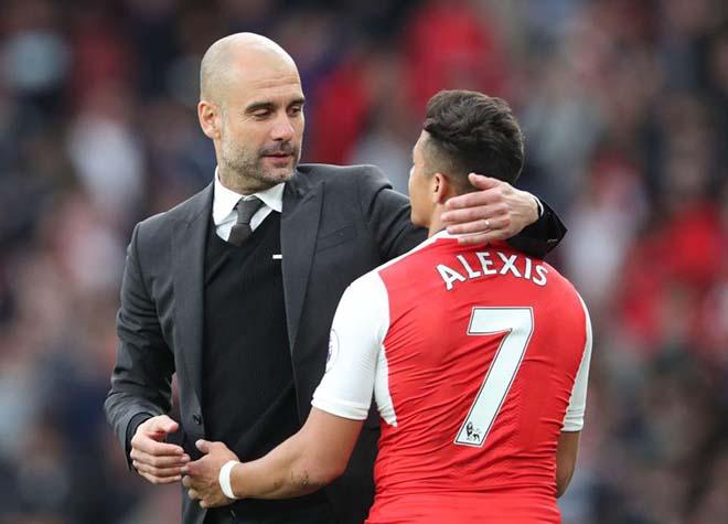 Đại chiến Arsenal - Man City vì Sanchez: Ân oán vì Sanchez 1