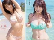 """Thời trang - """"Quả bom sexy"""" được đàn ông Nhật tôn thờ là thiên thần bãi biển"""