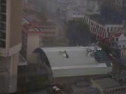 Tin tức trong ngày - Video: Sự khủng khiếp của bão số 12 khi đổ bộ vào Khánh Hòa