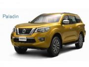 Nissan Paladin 2018: đối thủ mới của Toyota Fortuner