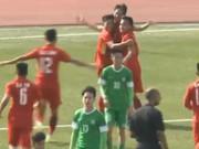 U19 Việt Nam - U19 Macau (TQ): Hiệp 2 bùng nổ, kết liễu trong 8 phút