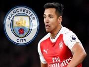 Đại chiến Arsenal - Man City vì Sanchez: Ân oán vì Sanchez