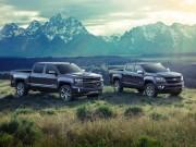 Kỷ niệm 100 năm, Chevrolet ra mắt bán tải đặc biệt