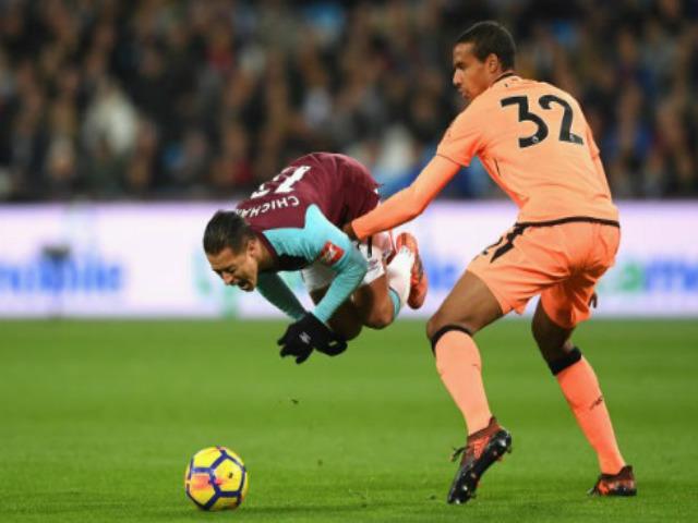 West Ham - Liverpool: Mãn nhãn 5 bàn, bi kịch 60 giây 2