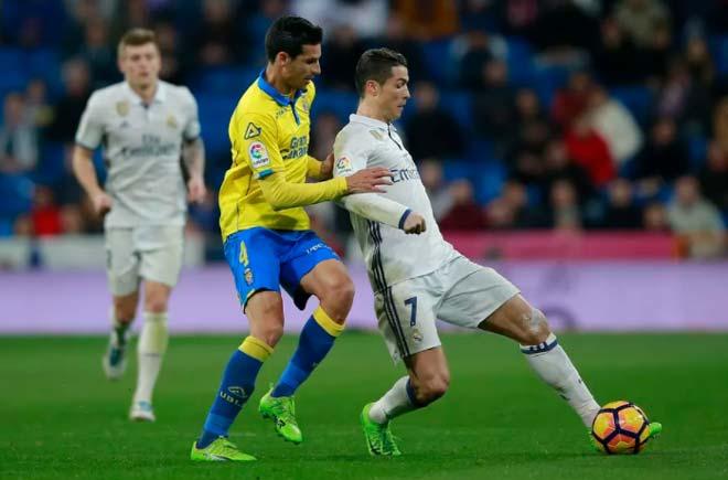 Nhận định bóng đá Real Madrid – Las Palmas: Ronaldo xứng đáng ngồi dự bị - 1
