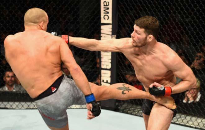 UFC 217: Huyền thoại móc trái đỉnh cao, nhà vô địch Bisping đo ván thê thảm 2