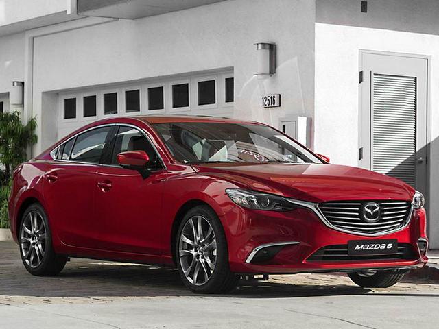 Mazda 3, Mazda 6, CX-5 ở Việt Nam tăng giá