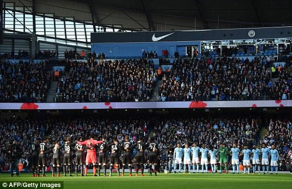 TRỰC TIẾP Man City - Arsenal: Jesus lập công, Man xanh tái lập cách biệt 2 bàn 24