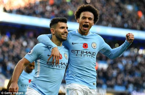 TRỰC TIẾP Man City - Arsenal: Jesus lập công, Man xanh tái lập cách biệt 2 bàn 31