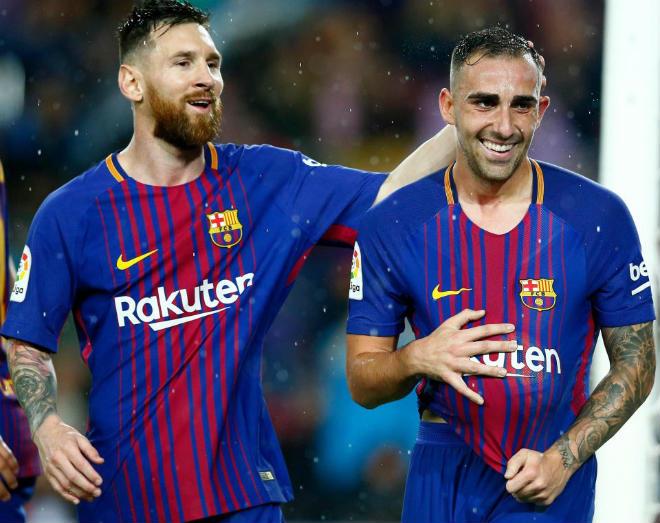 """Barca: Messi """"tịt ngòi"""" dịp đại hỉ, """"vượt"""" Ronaldo sắp đón quý tử thứ 3 - 2"""