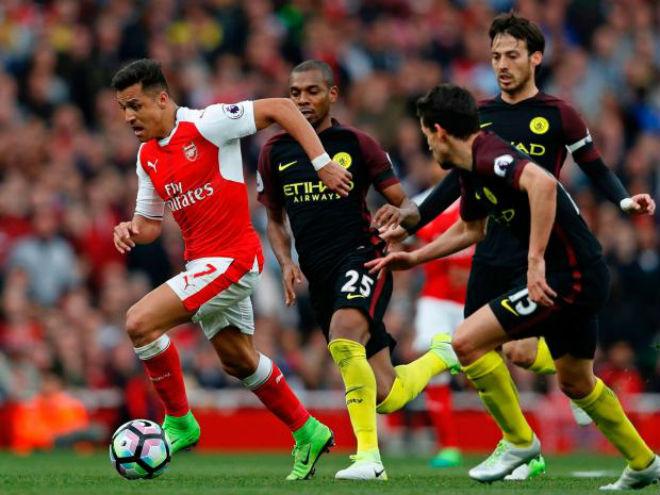 Man City - Arsenal: Đấu hỏa lực, sẵn sàng đua bàn thắng 2