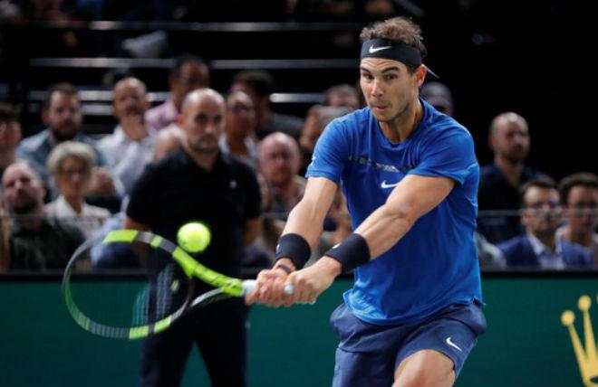 Tin thể thao HOT 5/11: Nadal điều trị đặc biệt, chạy đua đến ATP Finals 1