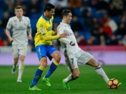 Real Madrid - Las Palmas: Ronaldo xứng đáng ngồi dự bị