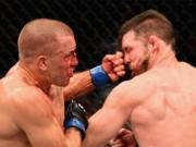 UFC 217: Huyền thoại móc trái đỉnh cao, nhà vô địch Bisping đo ván thê thảm