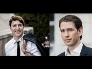 So vẻ đẹp trai, lịch lãm của 2 vị thủ tướng trẻ đẹp nhất thế giới