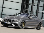 Mercedes-AMG S63 Coupe Yellow Night giá 5,4 tỷ đồng