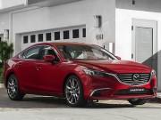 Mazda3, Mazda6, CX-5 ở Việt Nam tăng giá