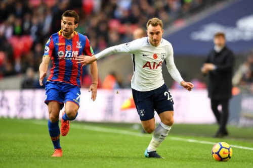 """TRỰC TIẾP Tottenham - Crystal Palace: Những cú """"phản đòn"""" ngoạn mục 23"""