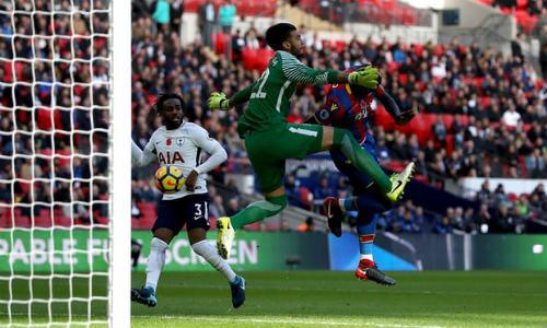 """TRỰC TIẾP Tottenham - Crystal Palace: Những cú """"phản đòn"""" ngoạn mục 24"""