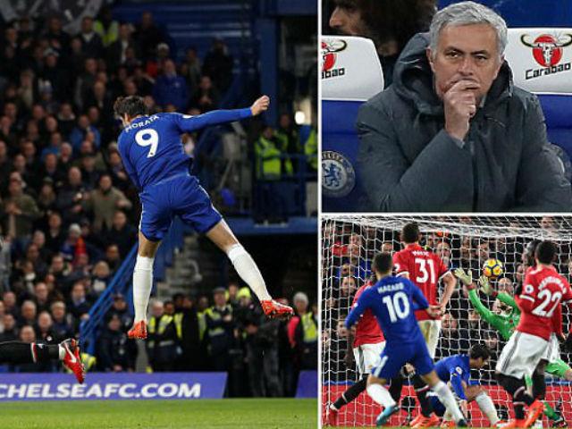 """Báo chí Anh: Cái uy """"Vua"""" Chelsea, MU-Mourinho không bài vở 4"""