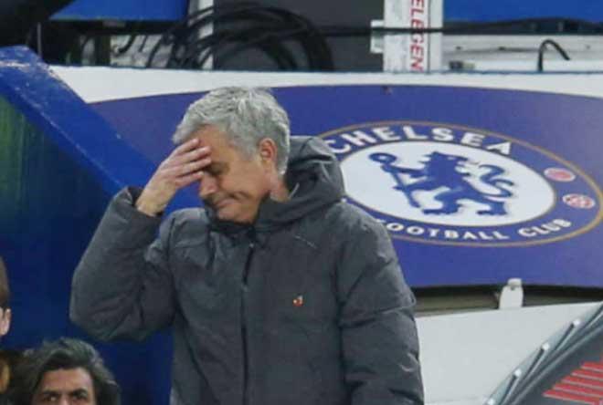 Chuyển nhượng MU: Thua Chelsea, Mourinho bị từ chối tăng lương 1