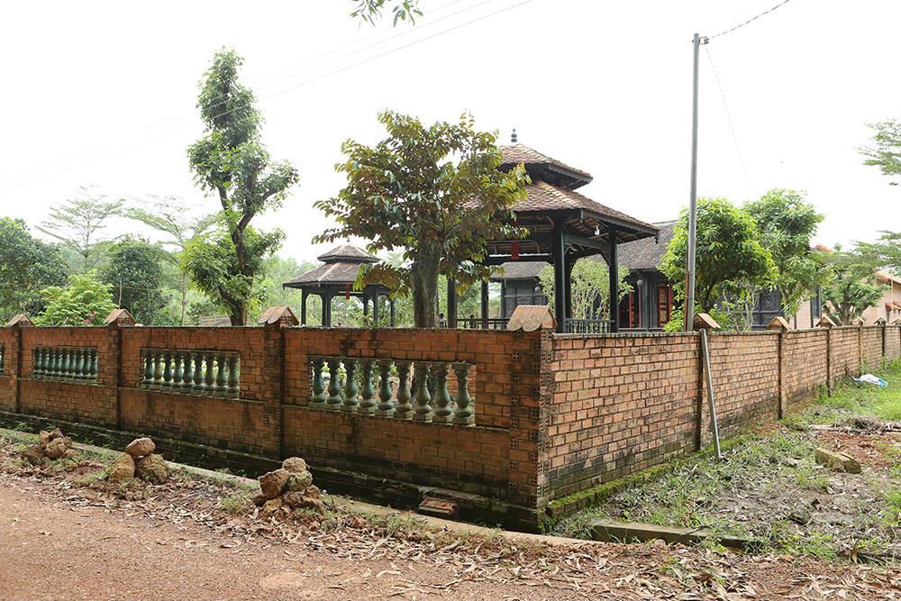 Hoàng Mập xây biệt phủ nghỉ dưỡng rộng 1.600 m2 ở Đồng Nai - 2