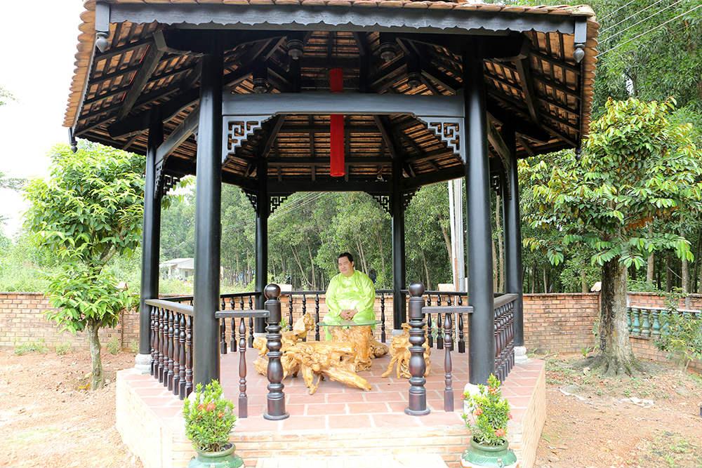 Hoàng Mập xây biệt phủ nghỉ dưỡng rộng 1.600 m2 ở Đồng Nai - 7