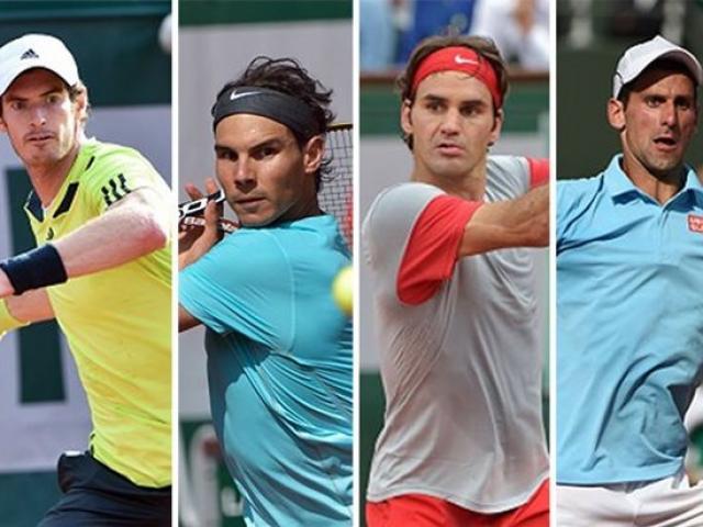 """Paris Masters: """"Ông vua"""" Djokovic và 5 kẻ """"thừa nước đục thả câu"""" 4"""