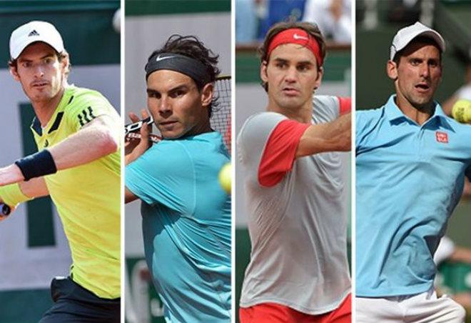 Bảng xếp hạng tennis 6/11: Nadal-Federer chễm chệ ngôi cao, Djokovic rớt top 10 1