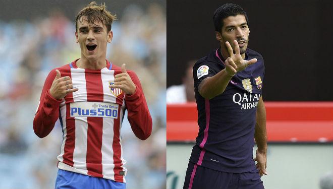 Barca gây sốc: Griezmann 100 triệu euro thay Suarez cặp Messi - 2