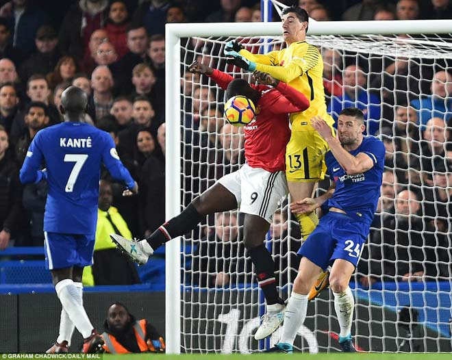"""Chelsea hạ MU: Morata siêu anh hùng, Lukaku siêu """"vô hình"""" 3"""