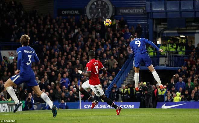 """Chelsea hạ MU: Morata siêu anh hùng, Lukaku siêu """"vô hình"""" 1"""