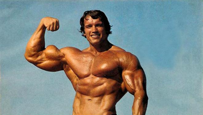 """""""Chúa tể quái vật"""" thể hình: Cơ bắp cực khủng, đẳng cấp ngoài hành tinh 1"""