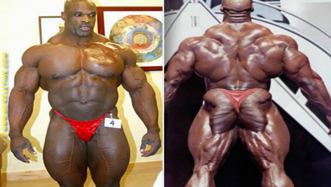 """""""Chúa tể quái vật"""" thể hình: Cơ bắp cực khủng, đẳng cấp ngoài hành tinh 2"""