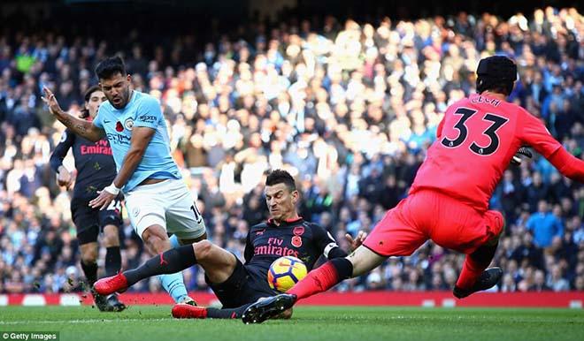 Góc chiến thuật Man City - Arsenal: Guardiola cao tay, Bruyne như Messi 2