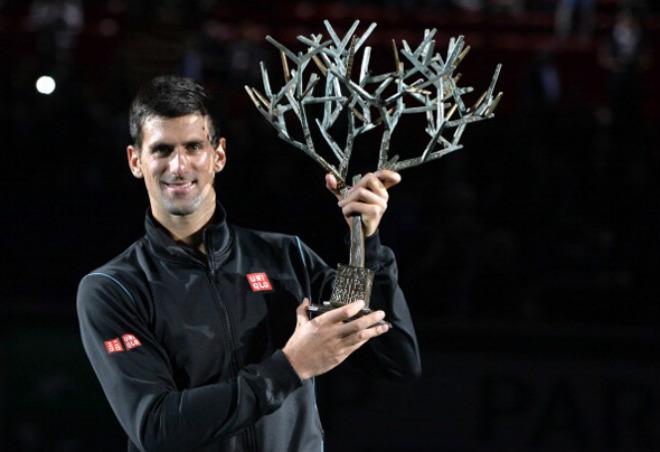 """Paris Masters: """"Ông vua"""" Djokovic và 5 kẻ """"thừa nước đục thả câu"""" 1"""