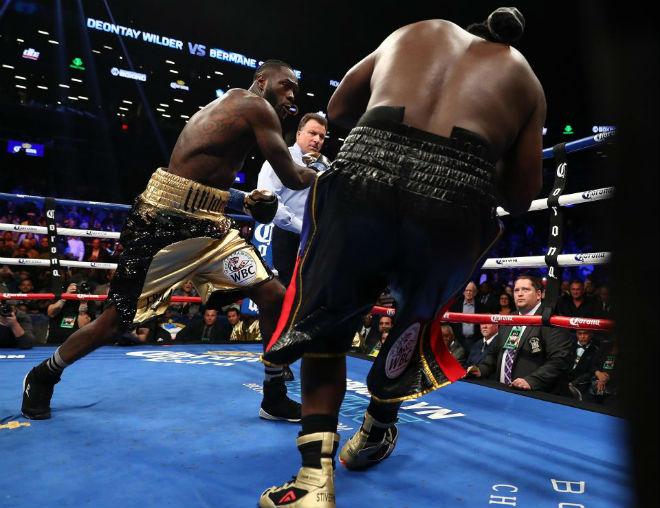 """Boxing, """"Quái vật knock-out 3 phút"""" đòi chiến Joshua: Vua chỉ đấu với vua 1"""