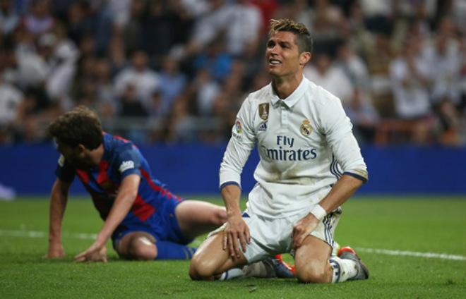 Real gặp khổ trước Siêu kinh điển, Barca sức nhàn chống địch mỏi - 1