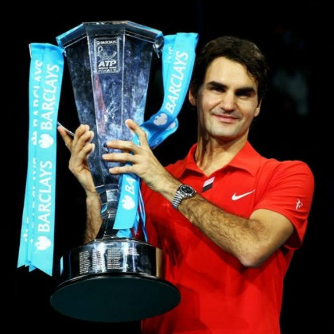 Tennis 24/7: Federer chờ kỉ lục ATP Finals, không bắt 4 con kế nghiệp 1