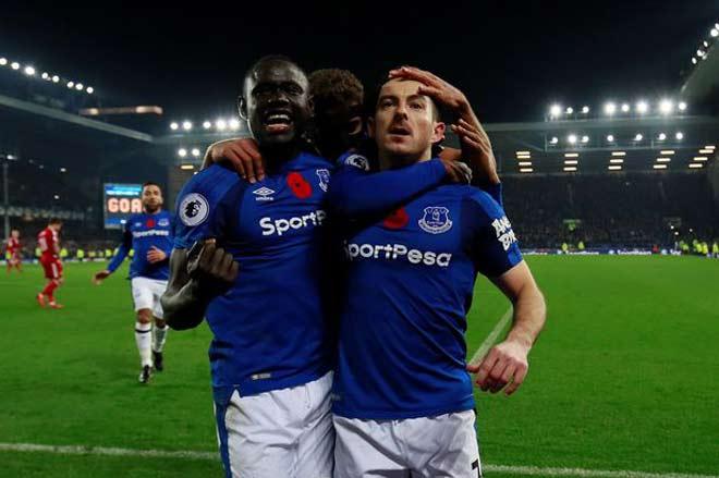 """Everton - Watford: Hiệp 2 kịch tính, ngược dòng """"điên rồ"""" 1"""