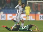 Sassuolo - Milan: 2 cú đấm choáng váng