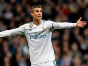 Tịt ngòi vì vận rủi, Ronaldo ích kỷ, buồn từ Bernabeu về nhà
