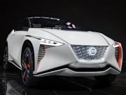 Nissan trình diễn crossover tự lái IMx Concept